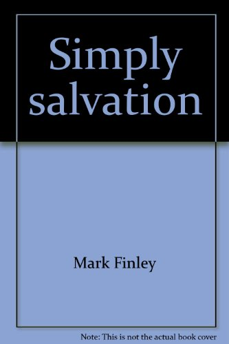 Simply salvation (9780816311590) by Finley, Mark