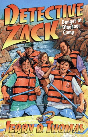 9780816312580: Detective Zack and the Danger at Dinosaur Camp (Detective Zack, 6)