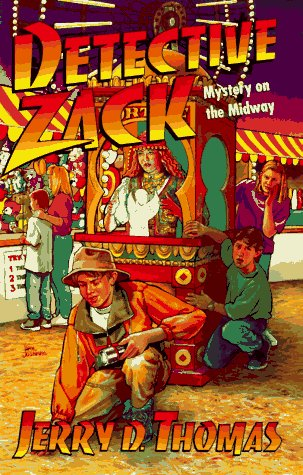 9780816313501: Mystery on the Midway (Detective Zack, Book 8)