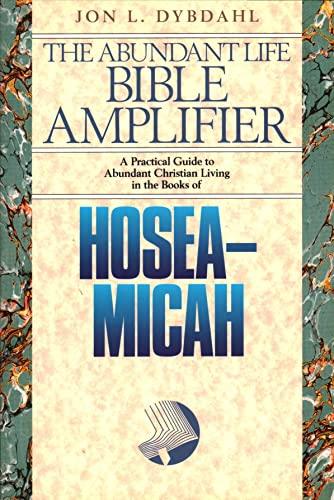 Hosea-Micah: A Call to Radical Reform (The: Dybdahl, Jon, Knight,