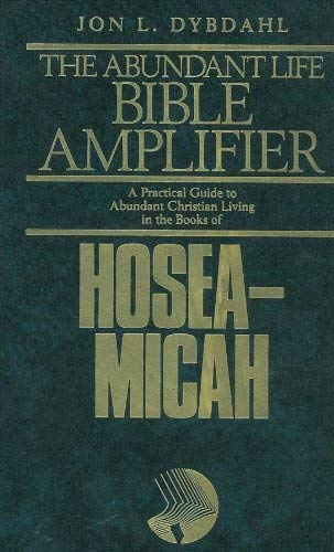 Hosea-Micah: A Call to Radical Reform (The: Dybdahl, Jon; Knight,