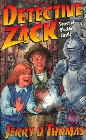 Detective Zack (Paperback): Jerry D Thomas