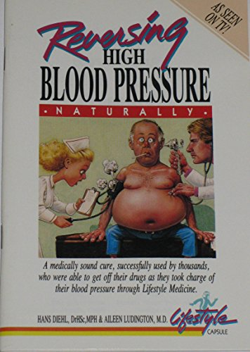 9780816314256: Reversing High Blood Pressure Naturally (Lifestyle Capsule)