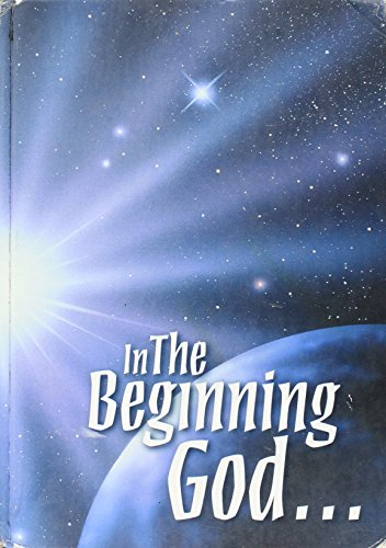 9780816315666: In the Beginning God