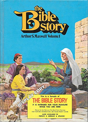 9780816315932: The Bible Story Volume 1, The Book of Beginnings [Hardcover]