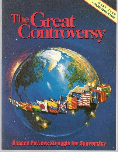 9780816316120: The Great Controversy: Unseen Powers Struggle for Supremacy