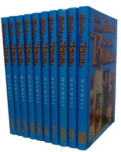 Las Bellas Historias de la Biblia, Tomo: Arturo S Maxwell
