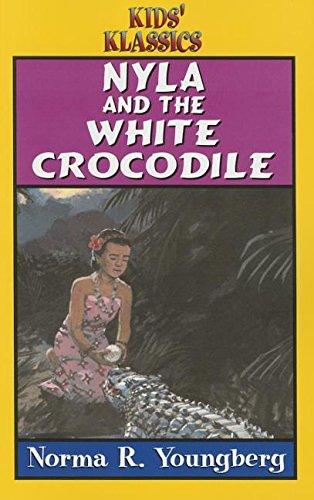 9780816317240: Nyla and the White Crocodile