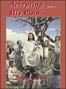 9780816317783: Accepting His Plan ~ Teacher's Edition Level C ~ Series 3