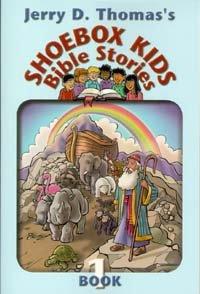 9780816318230: Shoebox Kids' Bible Stories