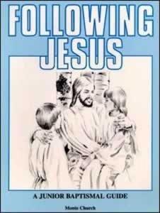 9780816318643: Following Jesus: A Junior Baptismal Guide