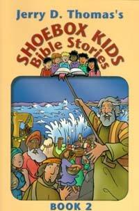 9780816318773: Jerry D. Thomas's Shoebox Kids' Bible Stories