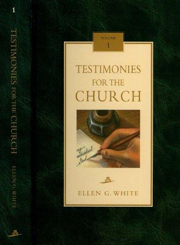 9780816318919: Testimonies for the Church