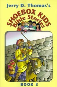 9780816319114: Jerry D. Thomas's Shoebox Kids' Bible Stories