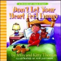 9780816319169: Don't let your heart feel funny: A mixed-up Max story about feeling safe when you're scared