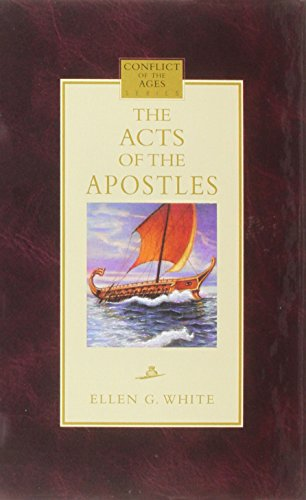 9780816319190: The Acts of the Apostles: In the Proclamation of the Gospel of Jesus Christ (Conflict of the Ages)