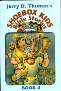 9780816319497: Shoebox Kids Bible Stories # 4/5