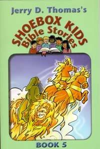9780816319718: Shoebox Kids Bible Stories Book 5