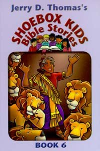 9780816320059: Shoebox Kids Bible Stories # 6