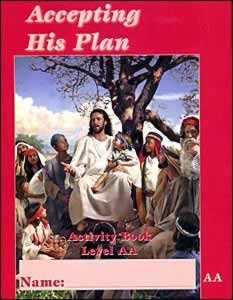 9780816320264: Accepting His Plan ~ Student Activity Book Level AA ~ Grade 1