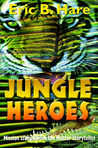 9780816320639: Jungle Heroes and Other Stories