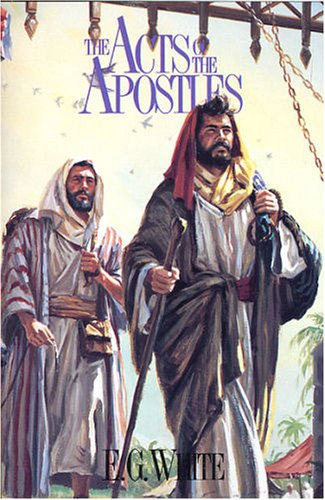 9780816320929: The Acts of the Apostles (conflict of the ages)