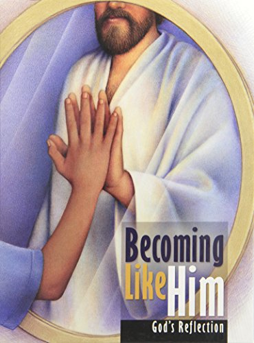 9780816322190: Becoming Like Him: Grade 8 Even Year 2007-2008
