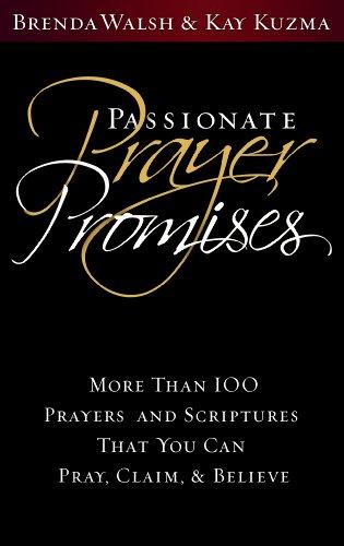 9780816323517: Passionate Prayer Promises Sharing Edition