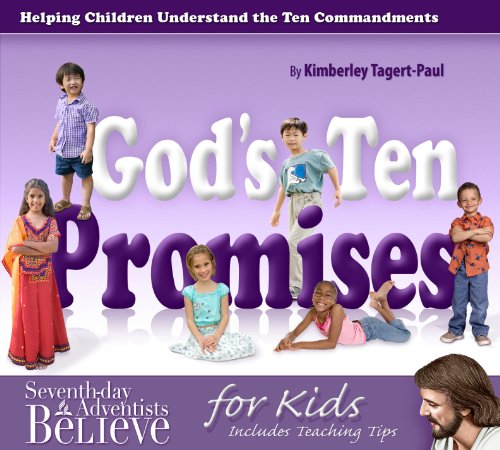 God's Ten Promises: Kimberly Tagert-Paul