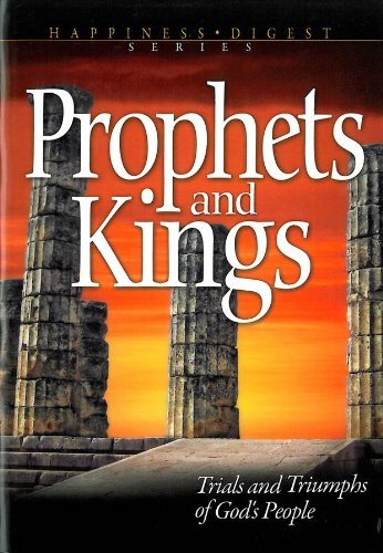 9780816324170: Prophets and Kings: Trials and Triumphs of God's People (Happiness Digest Series)