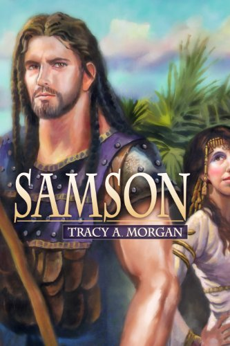 Samson (0816324182) by Tracy A Morgan