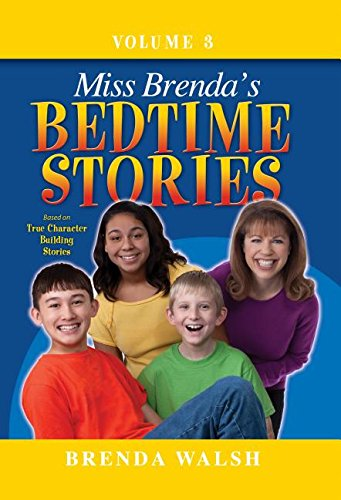 9780816325139: Miss Brenda's Bedtime Stories: True Character Building Stories for the Whole Family!