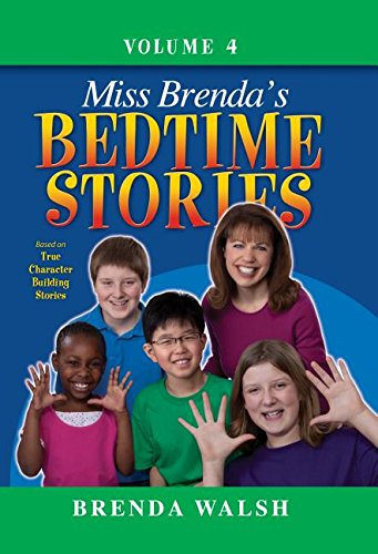 9780816325146: Miss Brenda's Bedtime Stories: True Character Building Stories for the Whole Family!