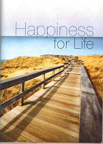 9780816346721: Happiness For Life