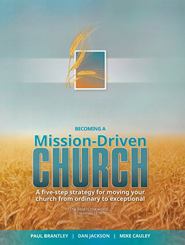 9780816357307: Becoming A Mission-Driven Church
