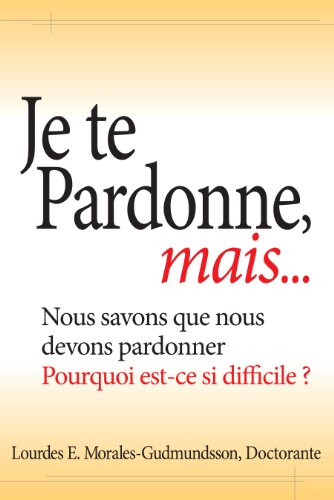 9780816393077: Je te Pardonne, Mais FRN (French Edition)
