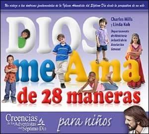 9780816393565: Dios Me Ama de 28 Maneras