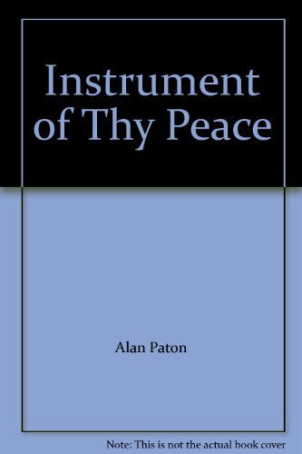 9780816401529: Instrument of Thy Peace