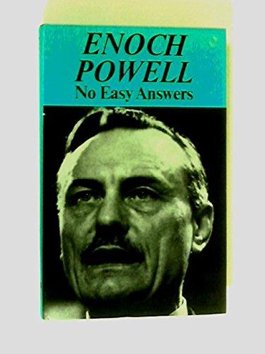 9780816402519: No easy answers