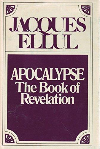 9780816403301: Apocalypse: The Book of Revelation