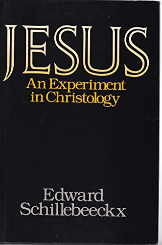 9780816403455: Title: Jesus An Experiment in Christology