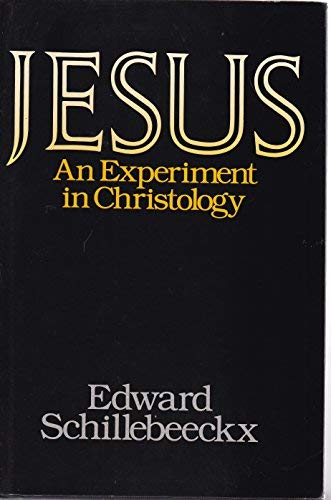 9780816403455: Jesus: An Experiment in Christology