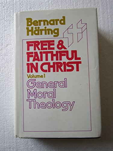 Free and Faithful in Christ, General Moral: Bernard Hearing