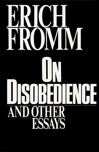 9780816405008: On Disobedience and Other Essays