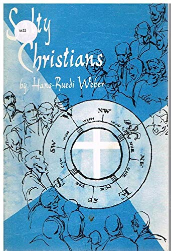 Salty Christians (0816420629) by Hans-Ruedi Weber