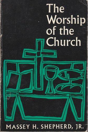 9780816420711: The worship of the church (The Church's teaching)