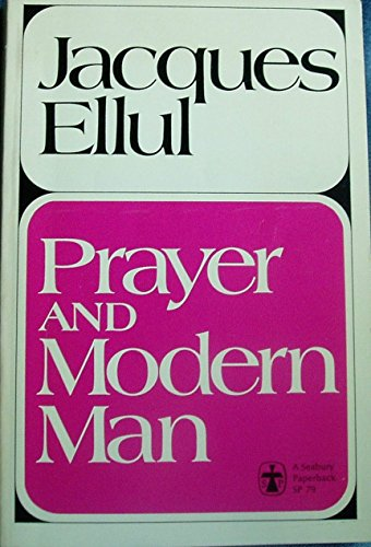 9780816420810: Prayer and Modern Man