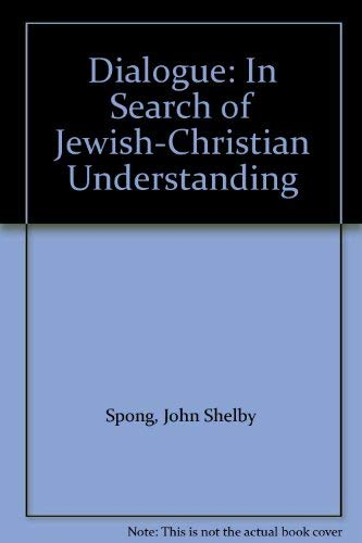 9780816421152: Dialogue: In Search of Jewish-Christian Understanding