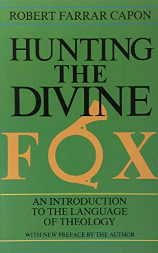 9780816421374: Hunting the Divine Fox: Images and Mystery in Christian Faith