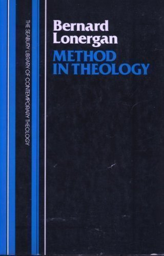 9780816422043: Method in Theology (Seabury Library of Contemporary Theology)